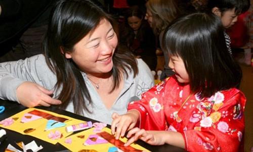 Học cách mẹ Nhật dạy con về ngày Tết truyền thống - Ảnh 6.