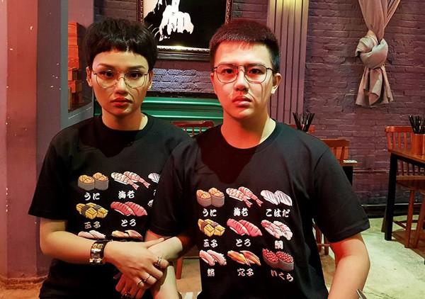 Ngoài cặp Kỳ Duyên - Diệp Lâm Anh, showbiz Việt còn cặp bạn thân Miu Lê - Duy Khánh cũng chăm diện đồ đôi - Ảnh 11.