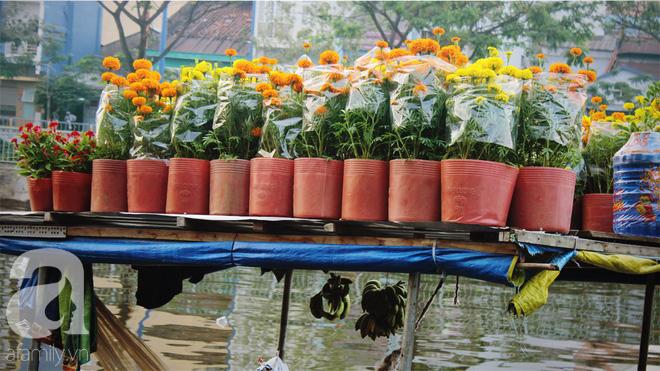 Cận Tết, ghé bến Bình Đông coi chợ nổi, tìm lại Sài Gòn xưa trong cảnh giao thương trên bến dưới thuyền - Ảnh 5.