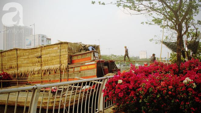 Cận Tết, ghé bến Bình Đông coi chợ nổi, tìm lại Sài Gòn xưa trong cảnh giao thương trên bến dưới thuyền - Ảnh 19.