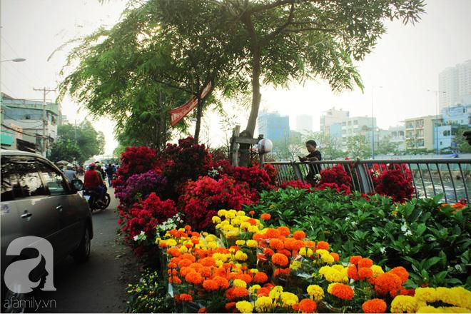 Cận Tết, ghé bến Bình Đông coi chợ nổi, tìm lại Sài Gòn xưa trong cảnh giao thương trên bến dưới thuyền - Ảnh 4.