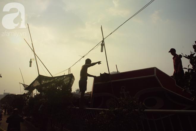 Cận Tết, ghé bến Bình Đông coi chợ nổi, tìm lại Sài Gòn xưa trong cảnh giao thương trên bến dưới thuyền - Ảnh 21.