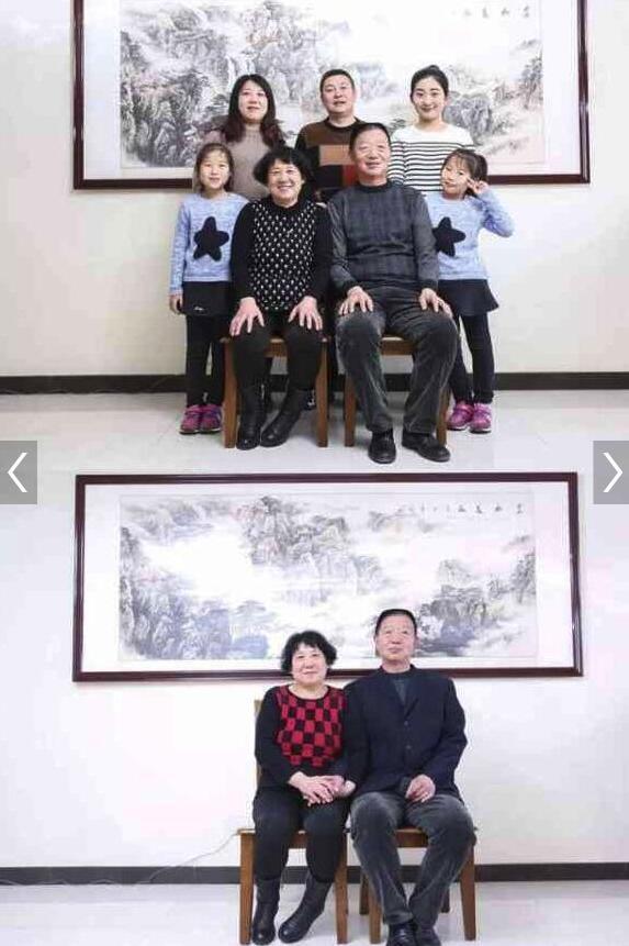 Những bức ảnh gia đình trong và sau kỳ nghỉ Tết khiến nhiều người không khỏi cay mắt - Ảnh 4.