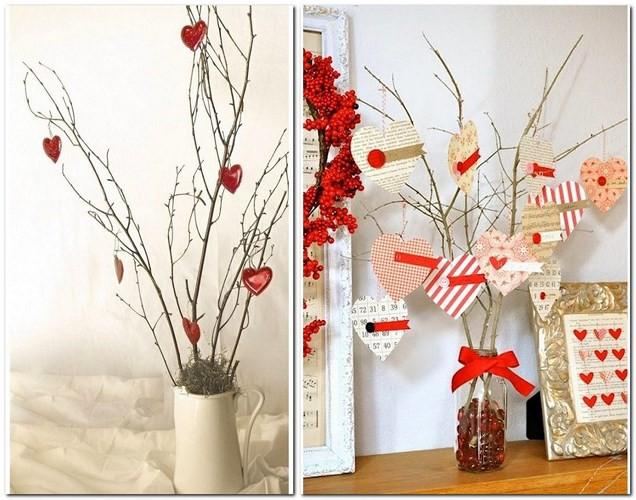 Ý tưởng trang trí nhà đẹp cho ngày lễ tình nhân - Ảnh 2.