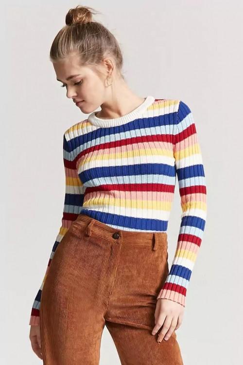 Tết 2018 đẹp rạng ngời với 16 items thời trang mang họa tiết cầu vồng - Ảnh 3.