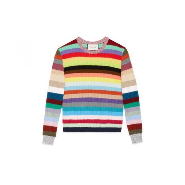 Tết 2018 đẹp rạng ngời với 16 items thời trang mang họa tiết cầu vồng - Ảnh 6.