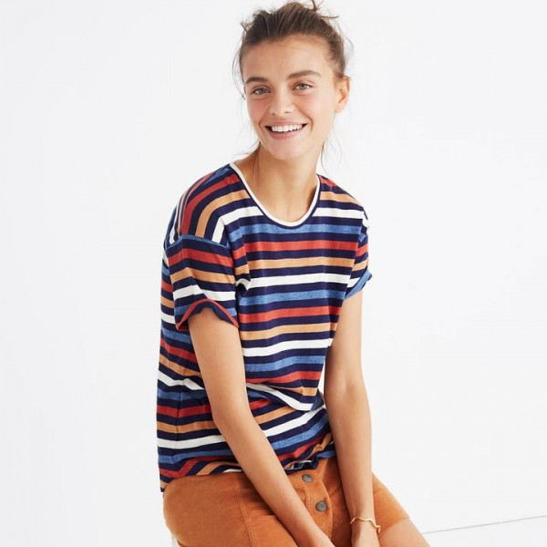 Tết 2018 đẹp rạng ngời với 16 items thời trang mang họa tiết cầu vồng - Ảnh 8.
