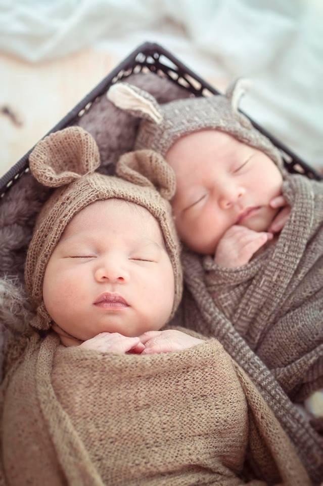 Mẹ Hà thành chia sẻ bí quyết ăn uống để bầu sinh đôi mà mỗi con vẫn nặng 3,4kg - Ảnh 3.