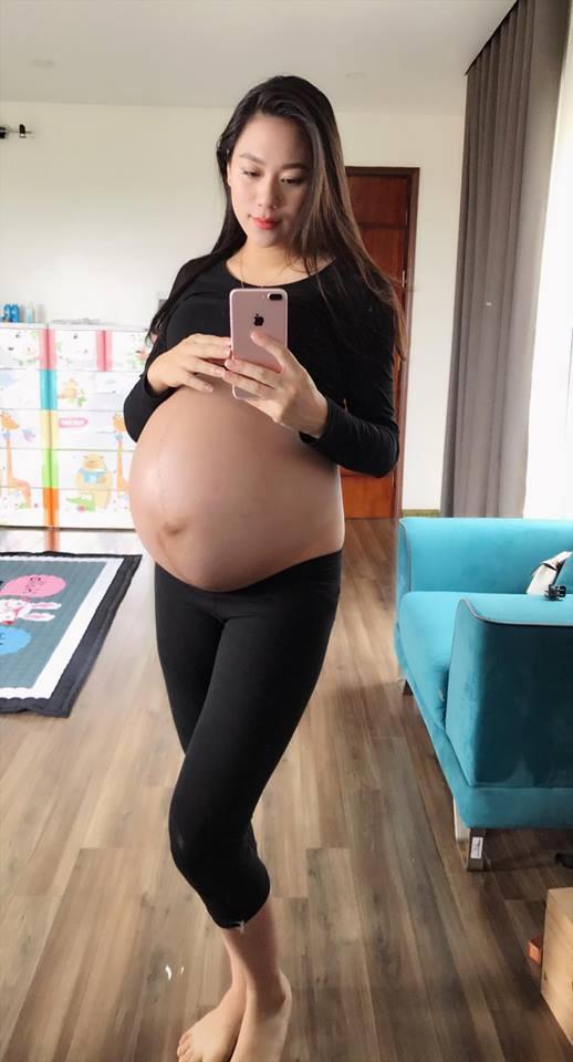 Mẹ Hà thành chia sẻ bí quyết ăn uống để bầu sinh đôi mà mỗi con vẫn nặng 3,4kg - Ảnh 6.
