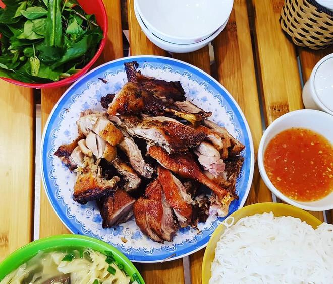 6 quán vịt ngon, giá chỉ khoảng 100 ngàn/ người để ăn giải đen cuối năm ở Hà Nội - Ảnh 7.