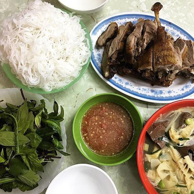 6 quán vịt ngon, giá chỉ khoảng 100 ngàn/ người để ăn giải đen cuối năm ở Hà Nội - Ảnh 8.