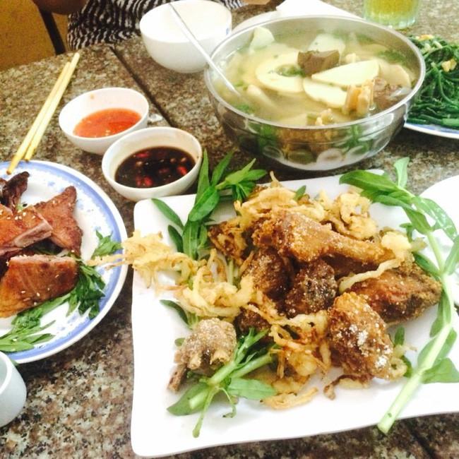 6 quán vịt ngon, giá chỉ khoảng 100 ngàn/ người để ăn giải đen cuối năm ở Hà Nội - Ảnh 16.