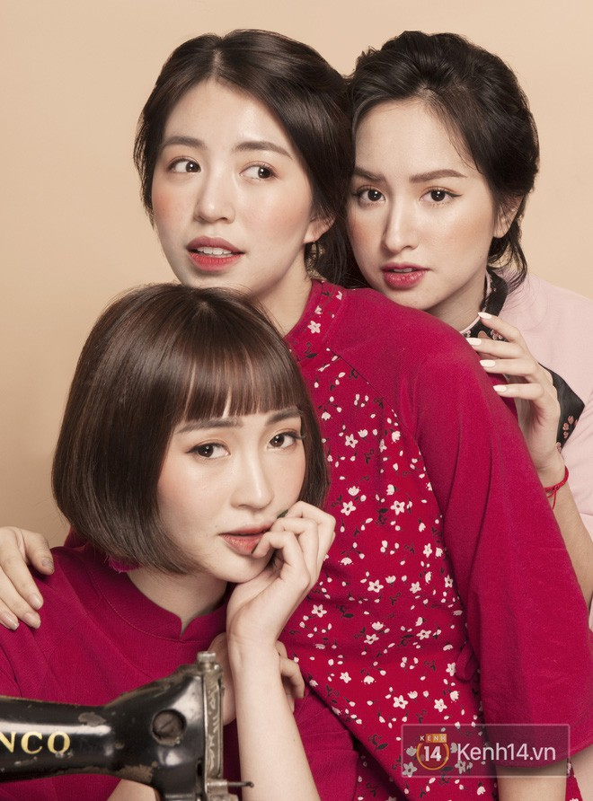 Tết này mặc áo dài: Sun HT, Mẫn Tiên, Lê Vi diện 15 mẫu áo dài cực xinh mà hẳn là bạn cũng đang cần tìm mua chúng - Ảnh 15.
