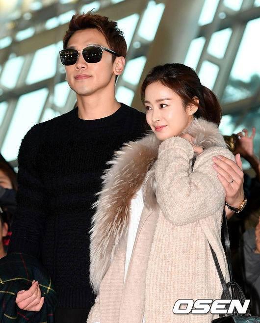 Kim Tae Hee lần đầu tái xuất sau 4 tháng nằm ổ chăm con - Ảnh 2.
