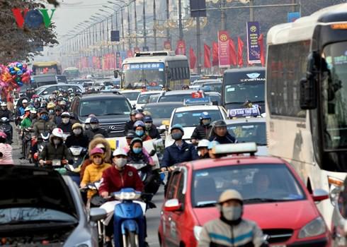 Hà Nội không cấm đường tại những khu vực bắn pháo hoa đêm Giao thừa - Ảnh 2.