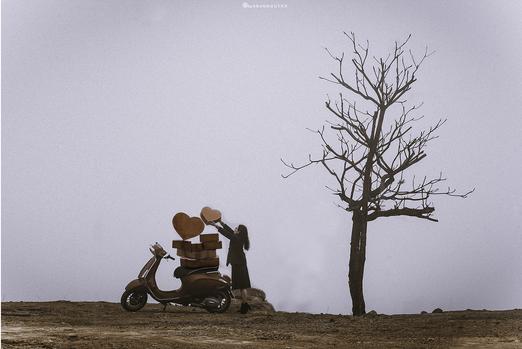 Kẻ hay mơ: Bộ ảnh được chia sẻ nhiều trong ngày Valentine 2018 - Ảnh 14.