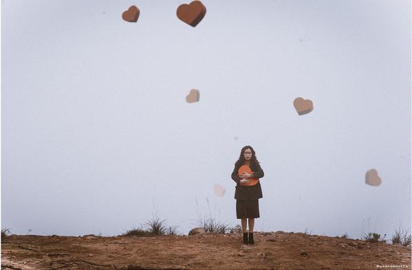Kẻ hay mơ: Bộ ảnh được chia sẻ nhiều trong ngày Valentine 2018 - Ảnh 18.