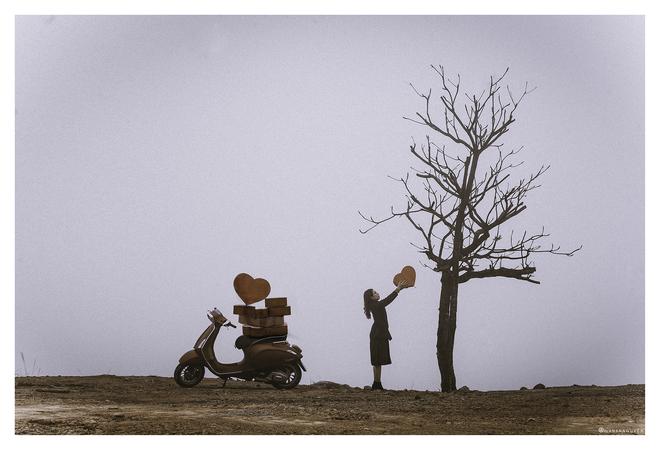Kẻ hay mơ: Bộ ảnh được chia sẻ nhiều trong ngày Valentine 2018 - Ảnh 3.