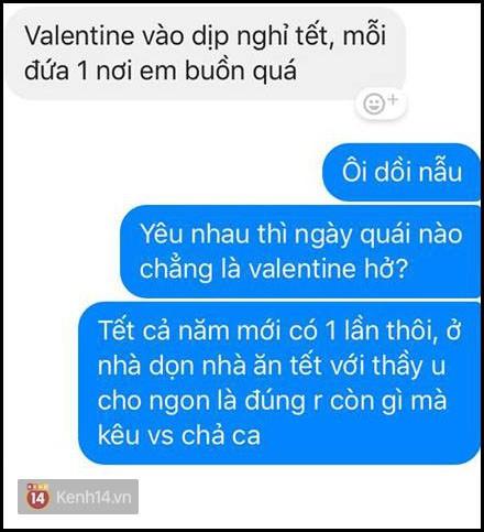 Hí hửng vì Valentine trùng Tết, ngỡ được gấp đôi lì xì ai ngờ cái kết không thể phũ hơn - Ảnh 10.