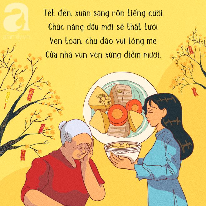 """Trót lỡ bày biện món ăn lạ lùng này trên mâm cỗ Tết, tôi bị mẹ chồng đòi từ mặt và """"thanh lý về nhà đẻ - Ảnh 2."""