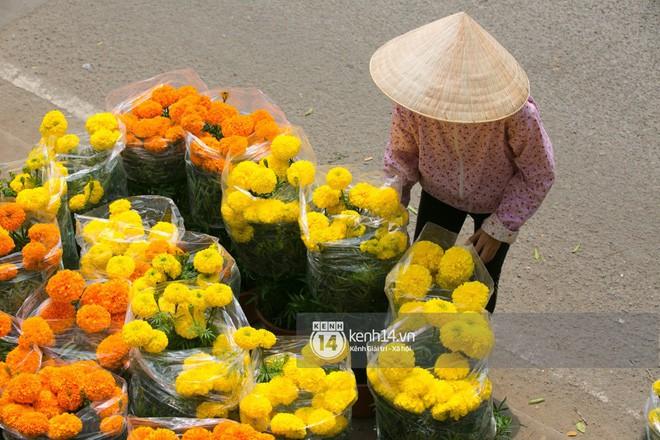Ai cũng mong Tết, nhưng rồi cảnh người bán đập chậu, người mua ép giá rồi lao vào hôi hoa ngày 30 Tết vẫn tái diễn - ảnh 4