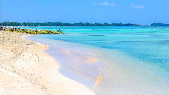 Nước biển ngày càng dâng, vậy mà hòn đảo này đang có phản ứng rất lạ khiến khoa học phải đau đầu - Ảnh 2.