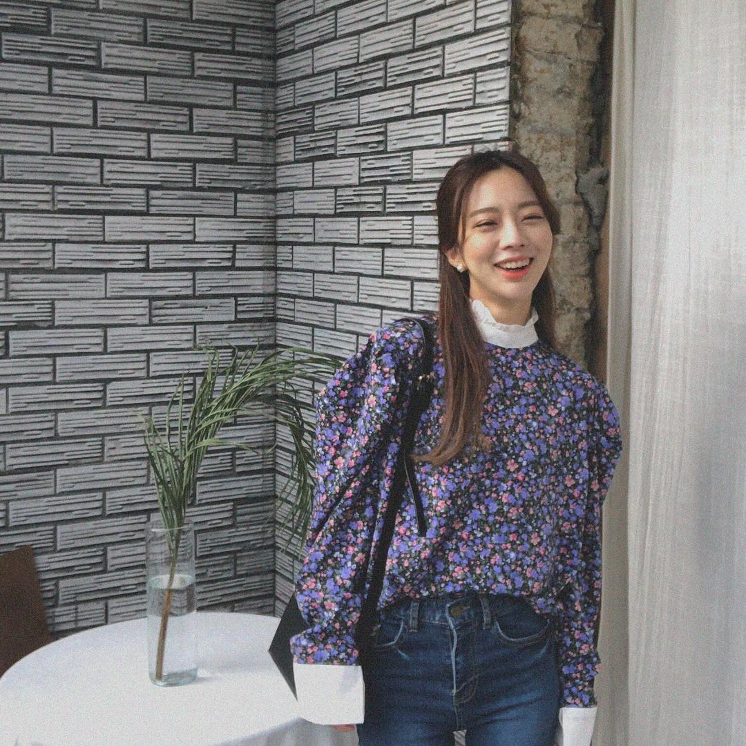 Thời trang Hàn Quốc công thức mix đồ cực xinh xắn cho các nàng tha hồ du xuân
