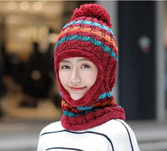 Tưởng lỗi thời lắm rồi, nào ngờ mũ len trùm đầu giờ lại là mốt mới nhất tại NYFW - Ảnh 4.