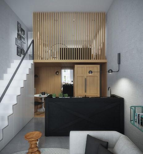Áp dụng phong cách thiết kế Nhật Bản trong căn hộ hiện đại - Ảnh 5.
