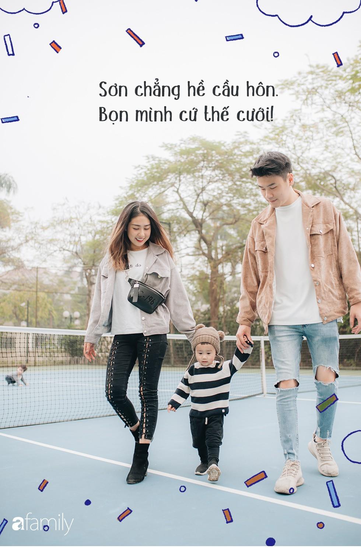 """Hot family Trang Lou & Tùng Sơn: Kết hôn sớm, chúng mình có thêm """"bạn đồng hành"""" nhí để đi khắp thế gian - Ảnh 3."""