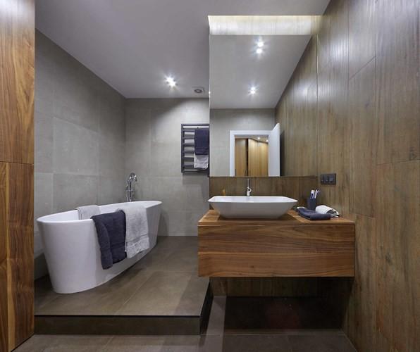 Căn hộ chung cư thiết kế hòa hợp theo phong cách Á-Âu - Ảnh 12.