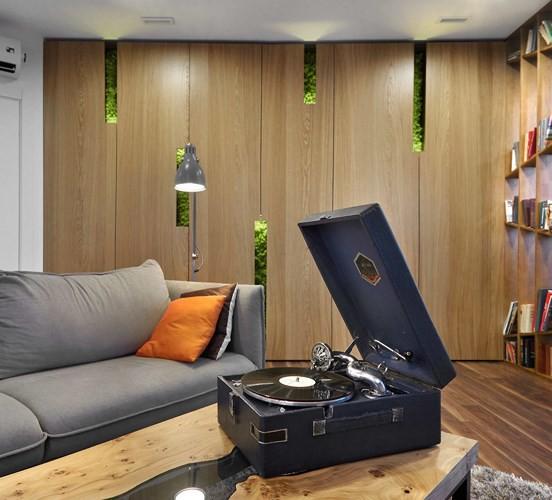Căn hộ chung cư thiết kế hòa hợp theo phong cách Á-Âu - Ảnh 3.
