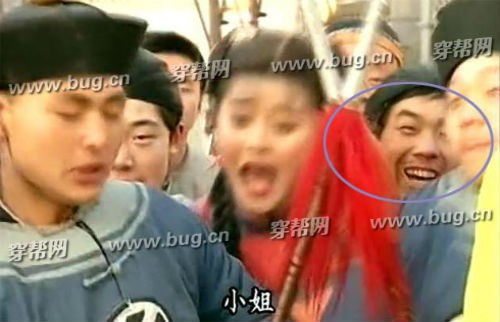 Phát lại sau 20 năm, Hoàn Châu cách cách bị khán giả soi ra nhiều sạn phim gây cười - Ảnh 5.