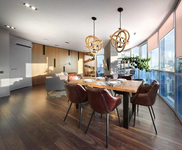 Căn hộ chung cư thiết kế hòa hợp theo phong cách Á-Âu - Ảnh 6.