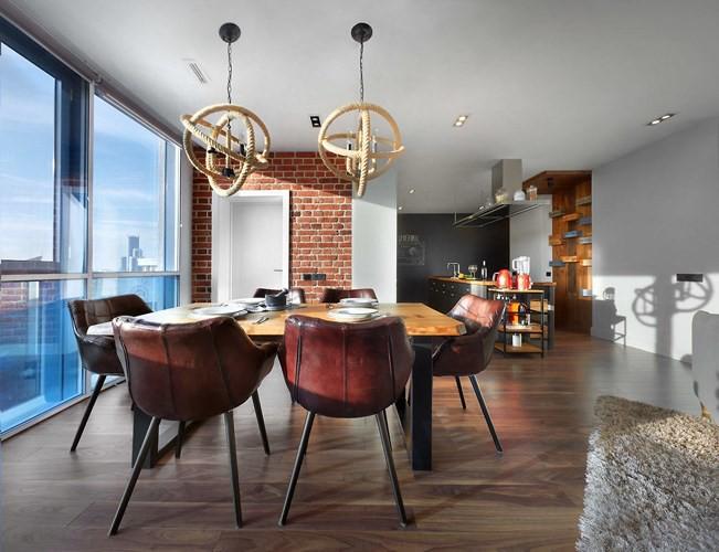 Căn hộ chung cư thiết kế hòa hợp theo phong cách Á-Âu - Ảnh 7.