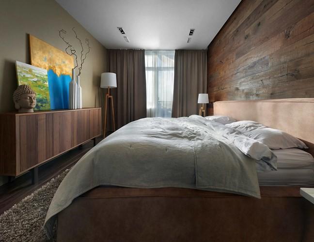 Căn hộ chung cư thiết kế hòa hợp theo phong cách Á-Âu - Ảnh 10.