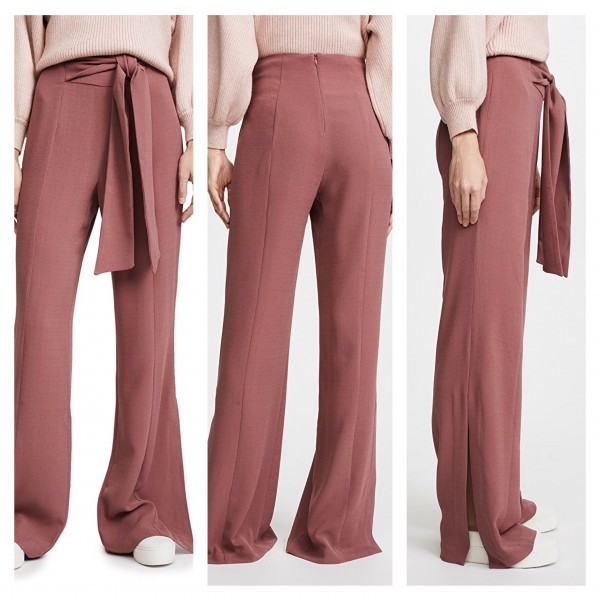 Quần tây 'soán ngôi' quần jeans, cập nhật 13 kiểu mốt sau để không lỗi mốt! - Ảnh 3.