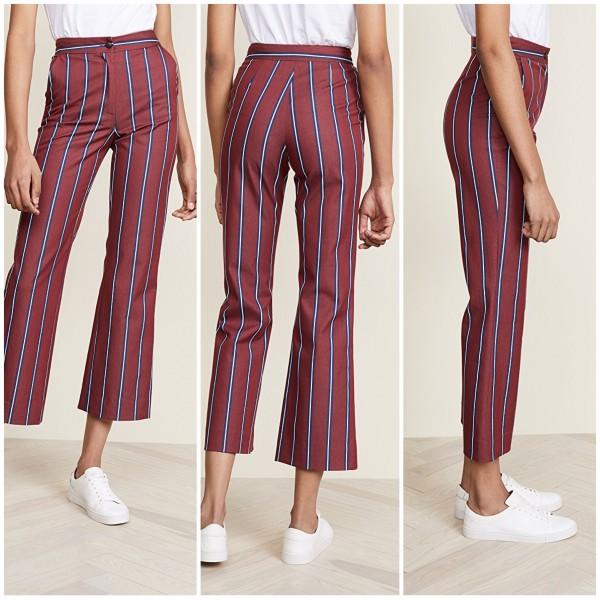 Quần tây 'soán ngôi' quần jeans, cập nhật 13 kiểu mốt sau để không lỗi mốt! - Ảnh 4.