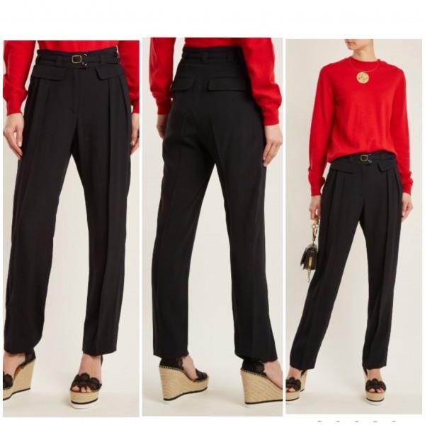 Quần tây 'soán ngôi' quần jeans, cập nhật 13 kiểu mốt sau để không lỗi mốt! - Ảnh 6.