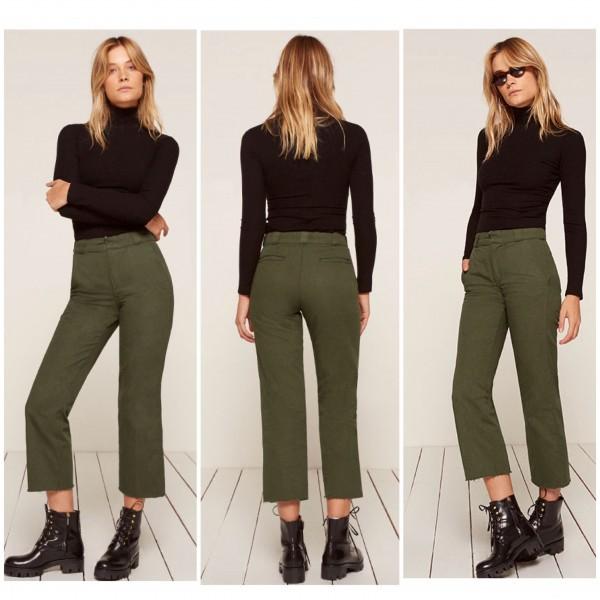Quần tây 'soán ngôi' quần jeans, cập nhật 13 kiểu mốt sau để không lỗi mốt! - Ảnh 10.