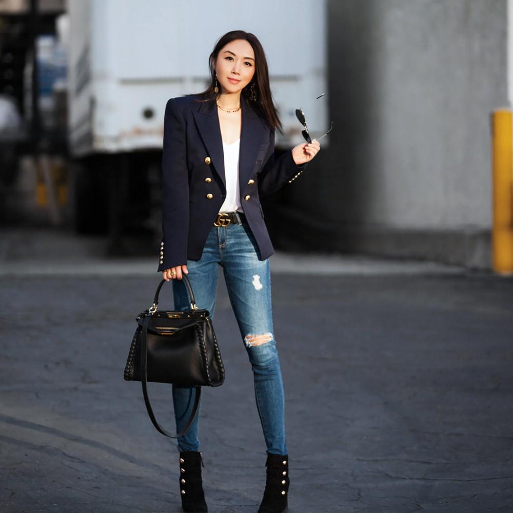 Street style chất lừ cho các nàng ngày đầu xuân