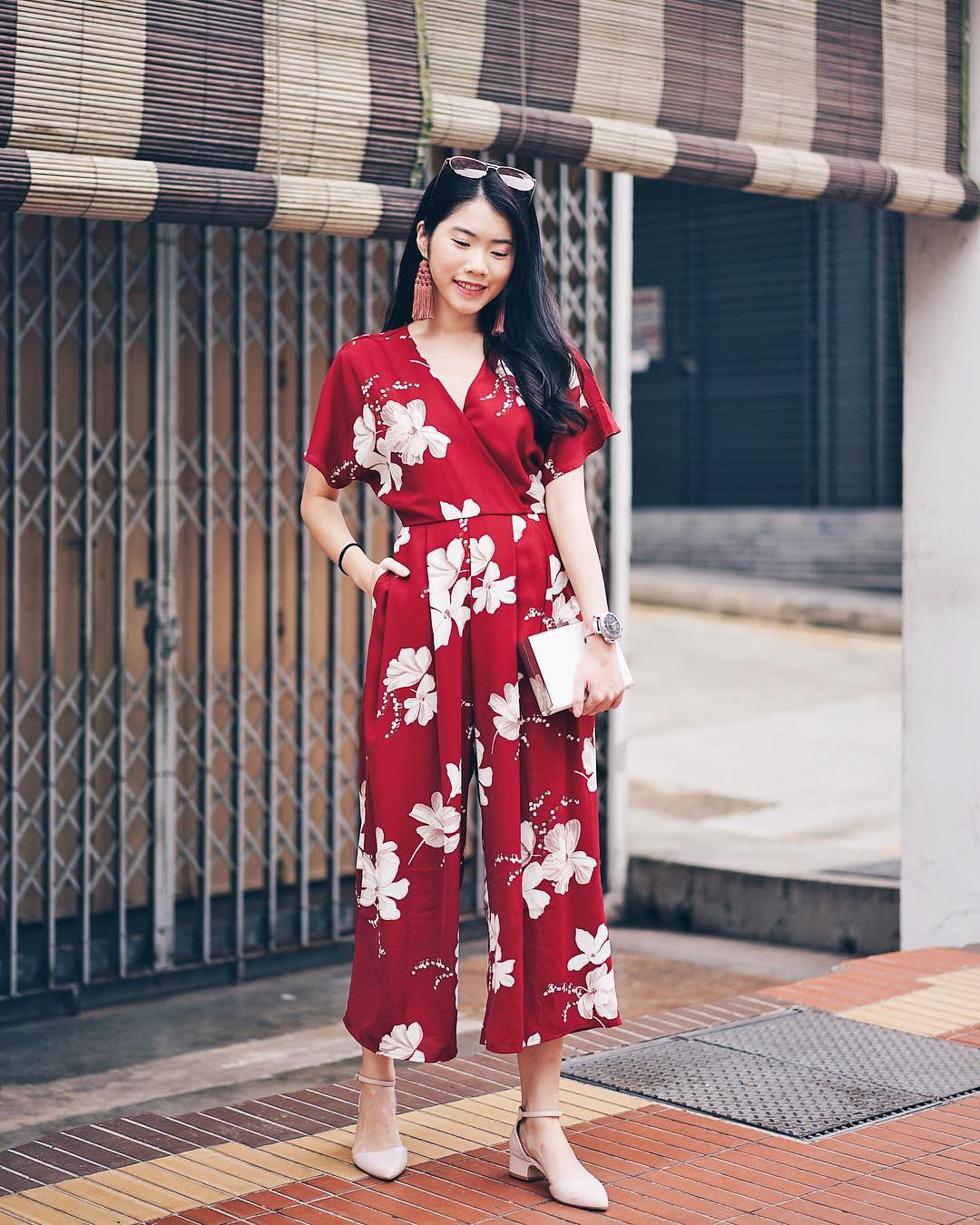 5 màu sắc cực đẹp cho trang phục ngày đầu xuân