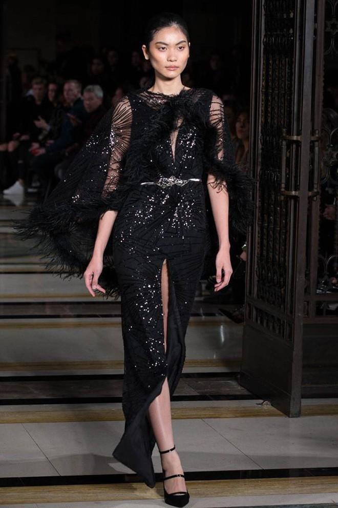 Tẩm ngẩm tầm ngầm là thế mà Kim Dung Next Top đã trúng đến 4 show tại London Fashion Week - Ảnh 4.