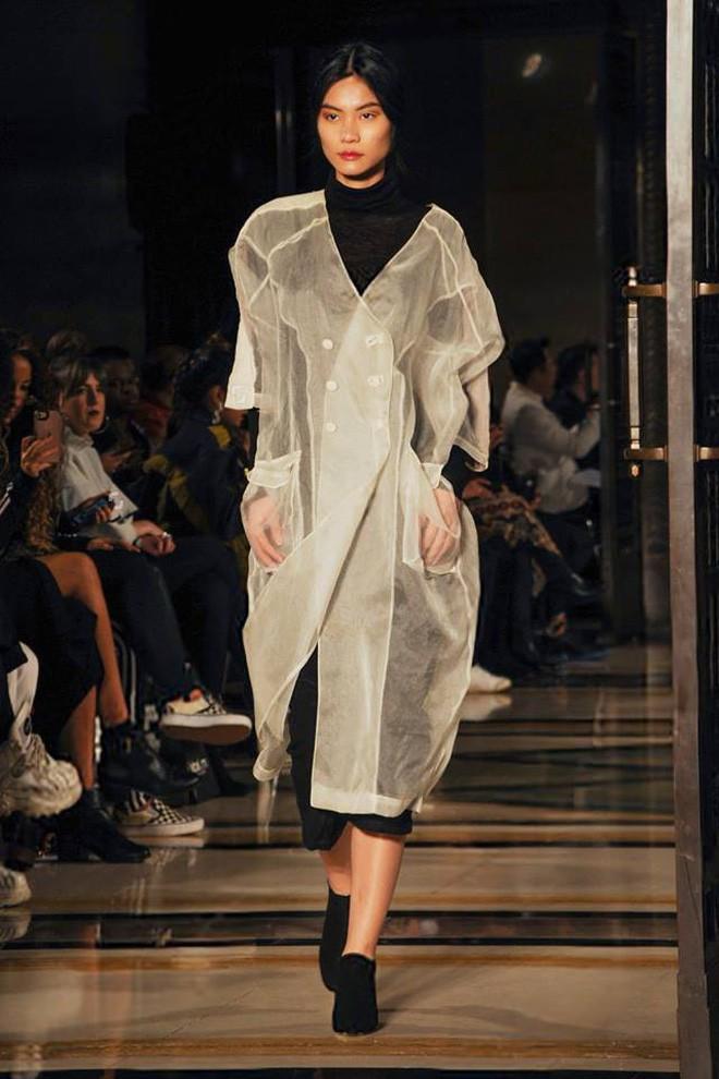 Tẩm ngẩm tầm ngầm là thế mà Kim Dung Next Top đã trúng đến 4 show tại London Fashion Week - Ảnh 5.