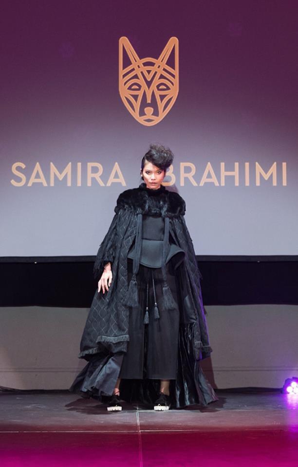 Tẩm ngẩm tầm ngầm là thế mà Kim Dung Next Top đã trúng đến 4 show tại London Fashion Week - Ảnh 7.