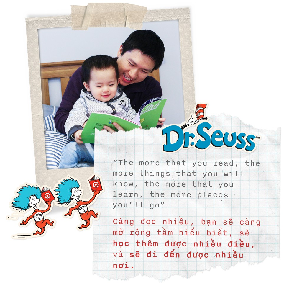 Có rất nhiều con đường để mở rộng thế giới cho con, tình yêu với những cuốn sách là con đường tốt nhất! - Ảnh 25.