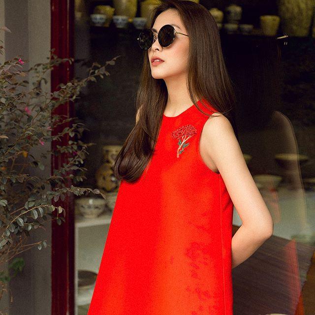 4 mẹ bầu mới của showbiz Việt 2018: người nhẹ nhàng đơn giản, người vòng 2 vượt mặt mà vẫn sexy - Ảnh 10.