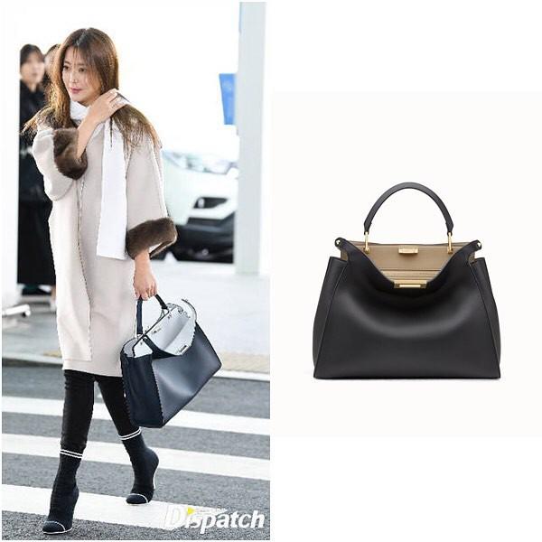 Mỹ nhân không tuổi Kim Hee Sun lên đường sang Milan dự tuần lễ thời trang - Ảnh 7.