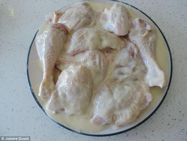 Công thức gà giòn giống hệt ngoài tiệm gà rán nổi tiếng đây rồi, các mẹ làm ngay cho con ăn thôi nào - Ảnh 5.