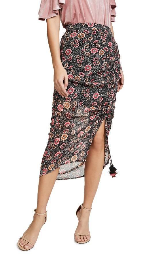 Váy xà-rông của người Chăm được 'lên đời', trở thành xu hướng hot trong mùa Xuân - Ảnh 1.
